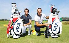 Team France Rio 2016 Olympic golf