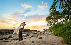 Wedding in Hawaii - rent a vacation home! via TravelBLAT