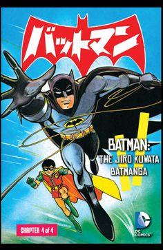 Weird Science: Batman: The Jiro Kuwata Batmanga #23 Review