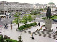 Three Crosses Square - Sheraton Warsaw Hotel