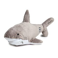 Stevie the Shark!! New Limited Edition Scentsy Buddy!!  Isn't he cool!!! #newbuddy #scentsy #bewarethefuzzyfin