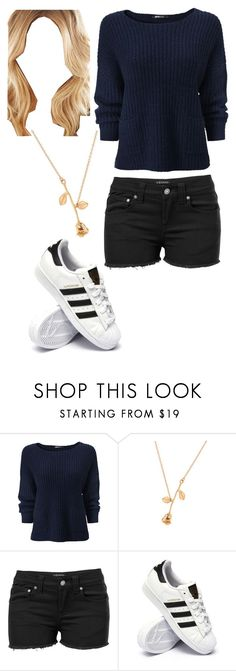 """Untitled #2507"" by hey-mate on Polyvore featuring DK, Venus and adidas"