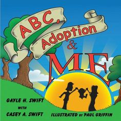 ABC Adoption and ME - an adoption children's book that is a must have for all adoptive families.