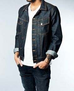 Nudie Jeans Perry denim jacket