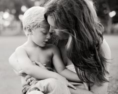 Amazing photos that tell of being a mom....