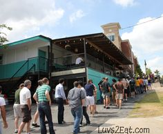I don't like to wait in line, but for Franklin BBQ in Austin, TX, it's worth it.