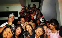 Once upon a time! The Brand Ambassadors of MIC Nepal! The costume party!  #MSP #Throwback #Microsoft