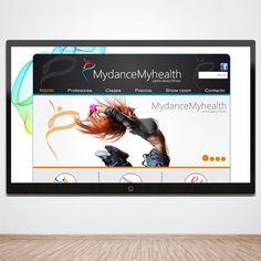 Diseño Mydance www.mydance-madrid.com/ www.monoermo.com