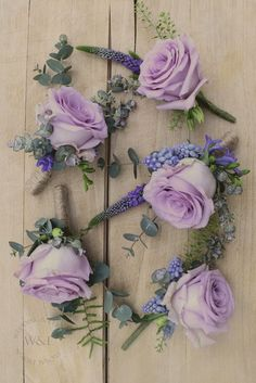 Image result for navy lavender and gray wedding