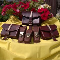 55d0baf8fa 10341504 713883415339272 2999421486243903552 n.jpg (960×960) · Leather pouchLeather  ...