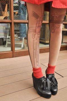 gun stockings