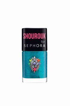 Le Vernis Shourouk pour Sephora Color hit, bon pour le porte-feuille! /// aufeminin.ca