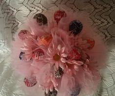 Pink Lollipop Bouquet Dance Recital Bouquet by sweetarrangements, $25.00