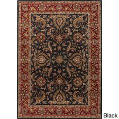 Hand-Tufted Alexa Wool Rug (3' x 5') | Overstock.com Shopping - The Best Deals on 3x5 - 4x6 Rugs