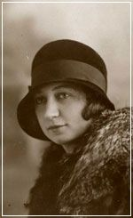 Miep Gies, who helped hide Anne Frank and her family. She also hid Anne's diary until it could be returned to Otto Frank who was the only one in the family to survive the concentration camps. Miep lived to be 100 years old.