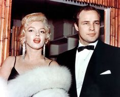 Lee Strasberg said Marilyn Monroe and Marlon Brando were the best actors he had worked with.