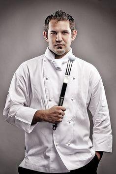 Magazine Shoot of Three Executive Chefs - Inside Portrait 4 by Daniel Hopper Photography, via Flickr