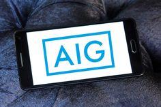 AIG Life & Retirement Samsung Mobile, Vintage Advertisements, Stock Photos, Phone, Logos, Retirement, Life, Telephone, Logo