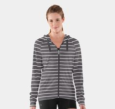 Women's Charged Cotton® Undeniable Full Zip Hoody | 1236035 | Under Armour US