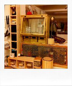 セリア材料でカフェ風収納、設置! の画像 あなぐら別館