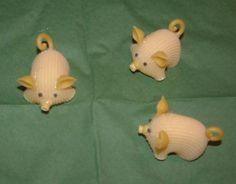 Glücksbringer Nudelschwein                                                                                                                                                                                 Mehr
