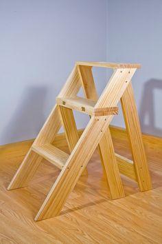 Silla Escalera Modelo Benito. Diy FurnitureStoolClean ...