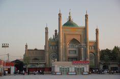 Mosquée en Chine de l'Ouest