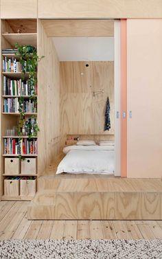Flinders Lane Apartment / Clare Cousins Architects | AA13 – blog – Inspiration – Design – Architecture – Photographie – Art