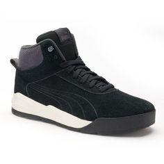cheap for discount ba793 66c75 PUMA Desierto Men s Suede Sneaker Boots