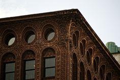 The Guaranty Building in Buffalo, Cornice Detail