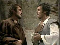 en 1:51:45 Don Juan vuelve a Sevilla, donde se topa con la tumba de Don Gonzalo y se burla del difunto, invitándole a cenar. Sin embargo, la estatua de éste llega a la cita