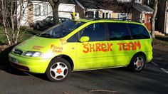 Shrek Team! #carmods #modauto #modbargains #showcar #cars #carenthusiast #Automotive