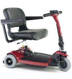Detroit Medical Equipment Rentals - Compact Mobility Scooter For Rent - Michigan Medical Supplies Detroit, MI | Rental Rates & Reviews