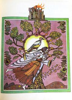 Val Munteanu - Legende populare româneşti illustrations Eh Shepard, Harry Clarke, Maxfield Parrish, Aubrey Beardsley, Jrr Tolkien, Beatrix Potter, Children's Book Illustration, Illustrators, Fairy Tales