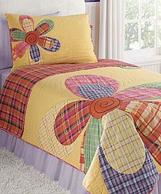 Betsy Quilt Set | Overstock.com Shopping - The Best Deals on Kids' Bedding