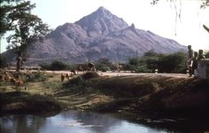 Arunachala, one of the oldest and most sacred of all sacred places in India