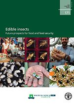 ...edible insects... not a choice (to many, although it is a delicacy in some places) but a possibility...