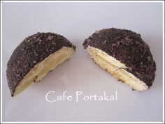 CAFE PORTAKAL: Arap Kurabiye