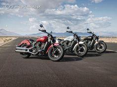 A Indian responde às solicitações do mercado e lança uma grande moto de entrada de gama.