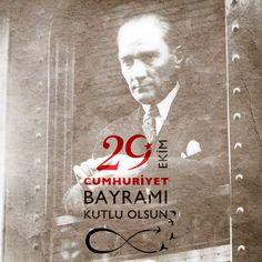 29 Ekim Cumhuriyet Bayramı ID by Ali TEKAY #KutluOlsun