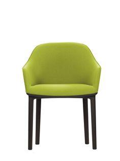 Designshop Streit inhouse - Streit Inhouse Artikel - Vitra Softshell Chair Vierbeinfuß