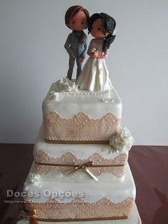 Doces Opções: Bolo de casamento Cake, Desserts, Food, Sweets, Tailgate Desserts, Deserts, Kuchen, Essen, Postres