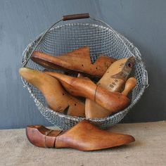 Wood Shoe Form Collection