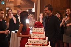 """#BloodandOil 1x04 """"The Birthday Party"""" - Cody, Jules and Wick"""