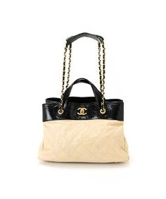 ChanelGuaranteed Authentic Pre-Owned Chanel 2 Way Quilted Bag