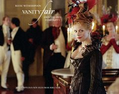 Watch Streaming HD Vanity Fair, starring Reese Witherspoon, Romola Garai, James Purefoy, Jonathan Rhys Meyers. Growing up poor in London, Becky Sharp (Witherspoon) defies her poverty-stricken background and ascends the social ladder alongside her best friend, Amelia. #Drama http://play.theatrr.com/play.php?movie=0241025