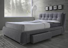 Eastern King Upholstered Storage Bed,Coaster Furniture