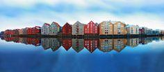 Trondheim • Norway by Andre Schütt