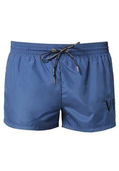 Versace Szorty kąpielowe bijou 534.65zł Materiał: 100% poliester #moda #fashion #men #mężczyzna #versace #szorty #męskie #kąpielowe #bijou #niebieski #blue #moda #plażowa #męska #summer #lato