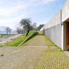 Enviromental Recovery of the Fortress and Banks of Goián « Landscape Architecture Works | Landezine